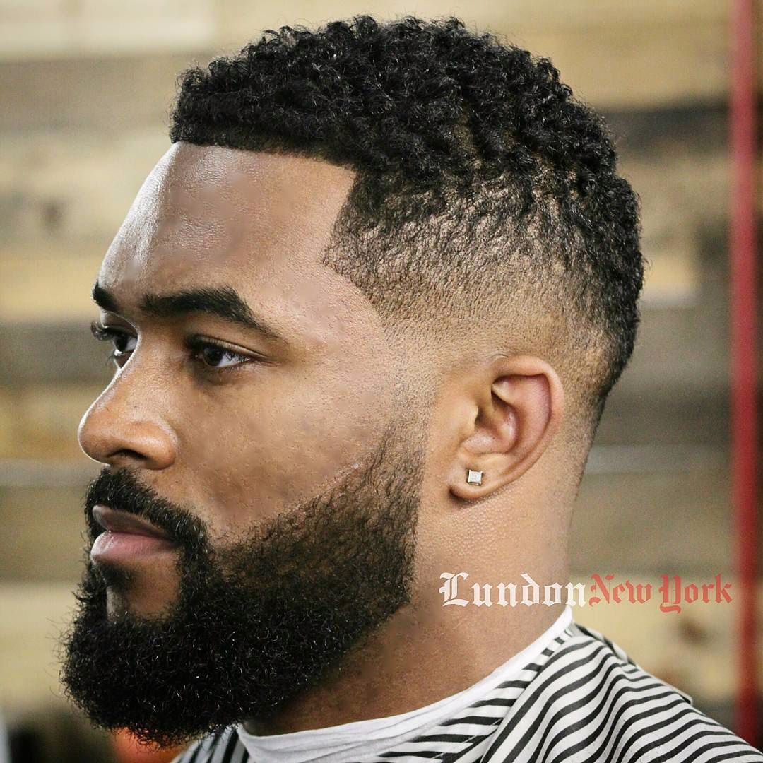 22 Hairstyles + Haircuts For Black Men | 22 Haircuts for Black Men ...