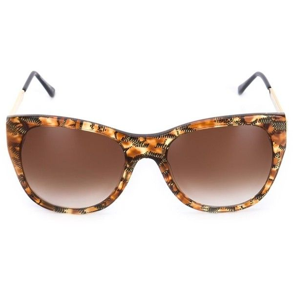 Thierry Lasry  Flashy  sunglasses ( 580) ❤ liked on Polyvore ... 9984694dc9