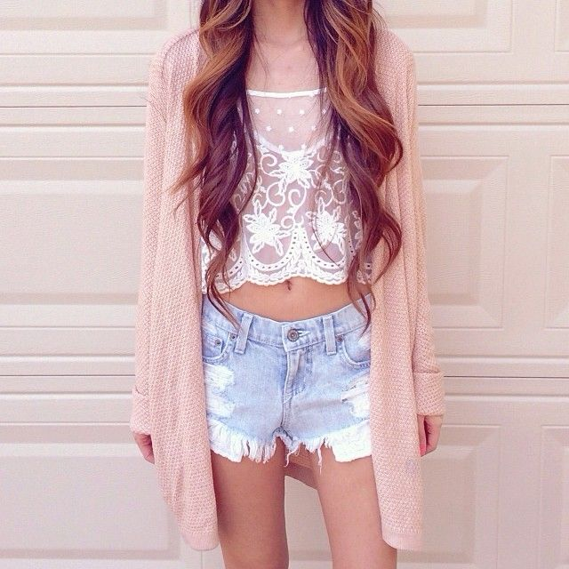 ♥♥ love this look