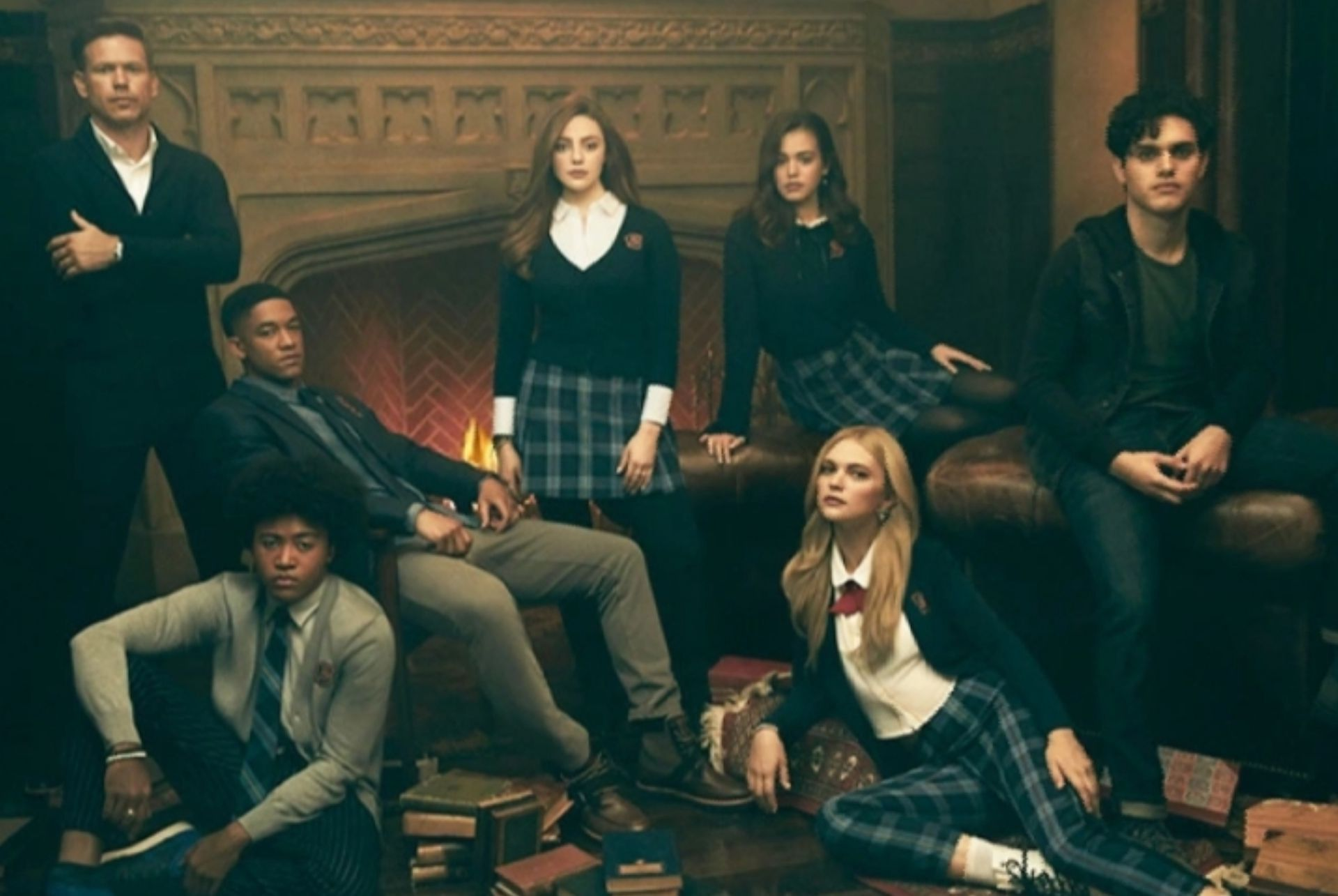 Seriale I Filmy The Cw Vampire Diaries Legacy