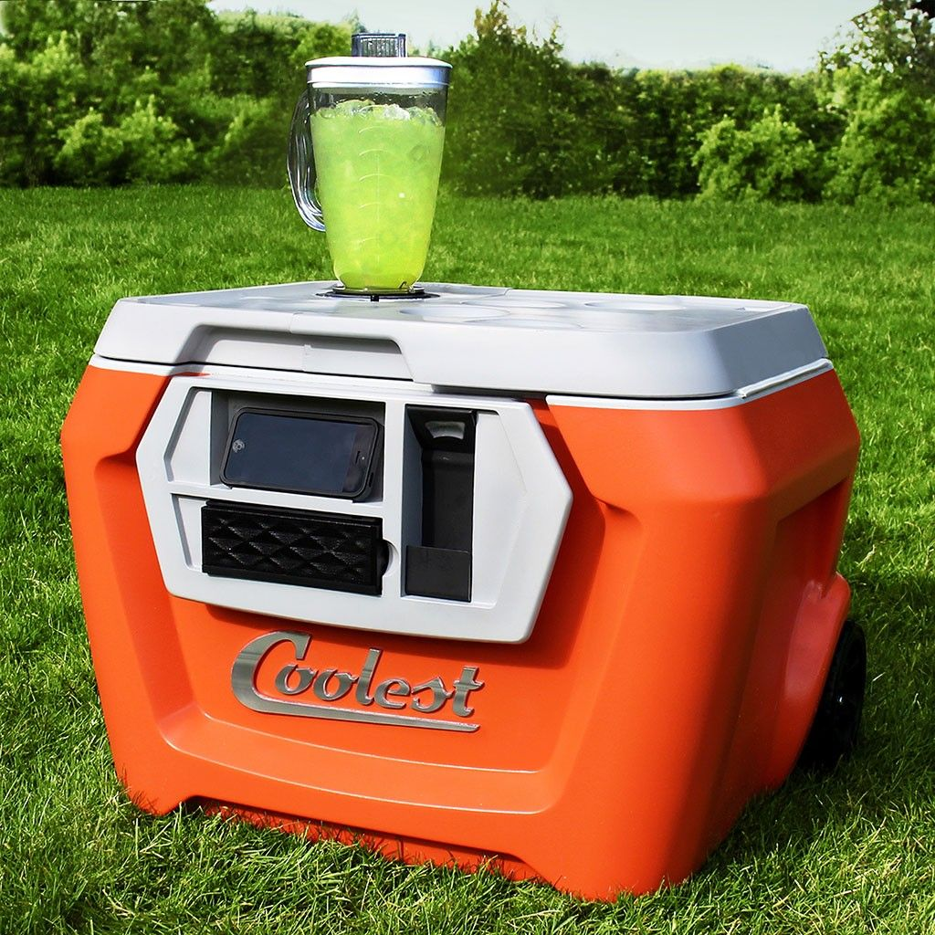 7 Questions For The Guy Whose Cooler Raised 9 Million Coolest Cooler Cool Stuff Cool Gadgets