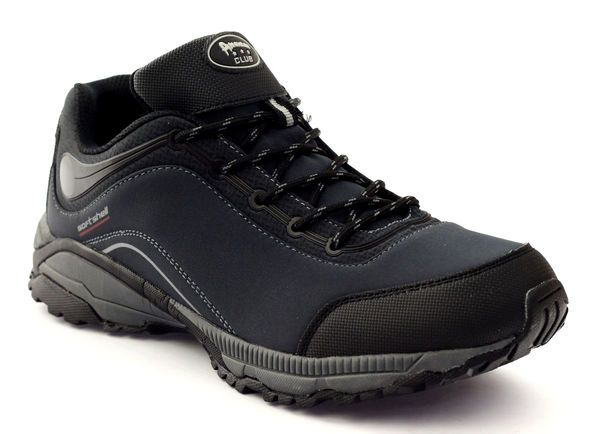 Trekkingowe Damskie Americanclub Szare Sportowe Adidasy American 8685 Szary American Club Hiking Boots Shoes Boots