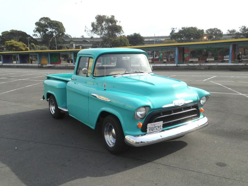 1957 Chevrolet 3100 for sale by Owner - San francisco, CA ...