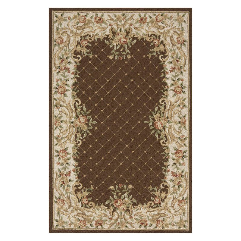 Momeni Veranda Indoor Outdoor Area Rug Brown Veranvr 06brn2030