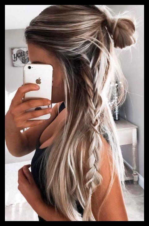 Leichte Frisuren Fur Lange Haare 2017 Frisur Pinterest Lange
