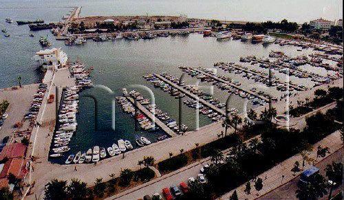 Main marina Mersin Turkey