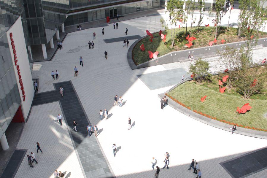 """Immagine realizzata per il capitolo """"People"""" del Bilancio di Sostenibilità di Vodafone Italia. La fotografia è stata scattata dall'Associazione Fanciullezza presso il Vodafone Village http://voda.it/XNmaXx"""