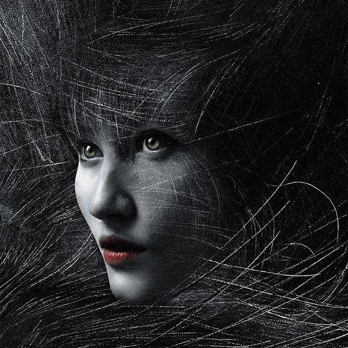 darkface:  La donna d'inverno (by federico.bebber)