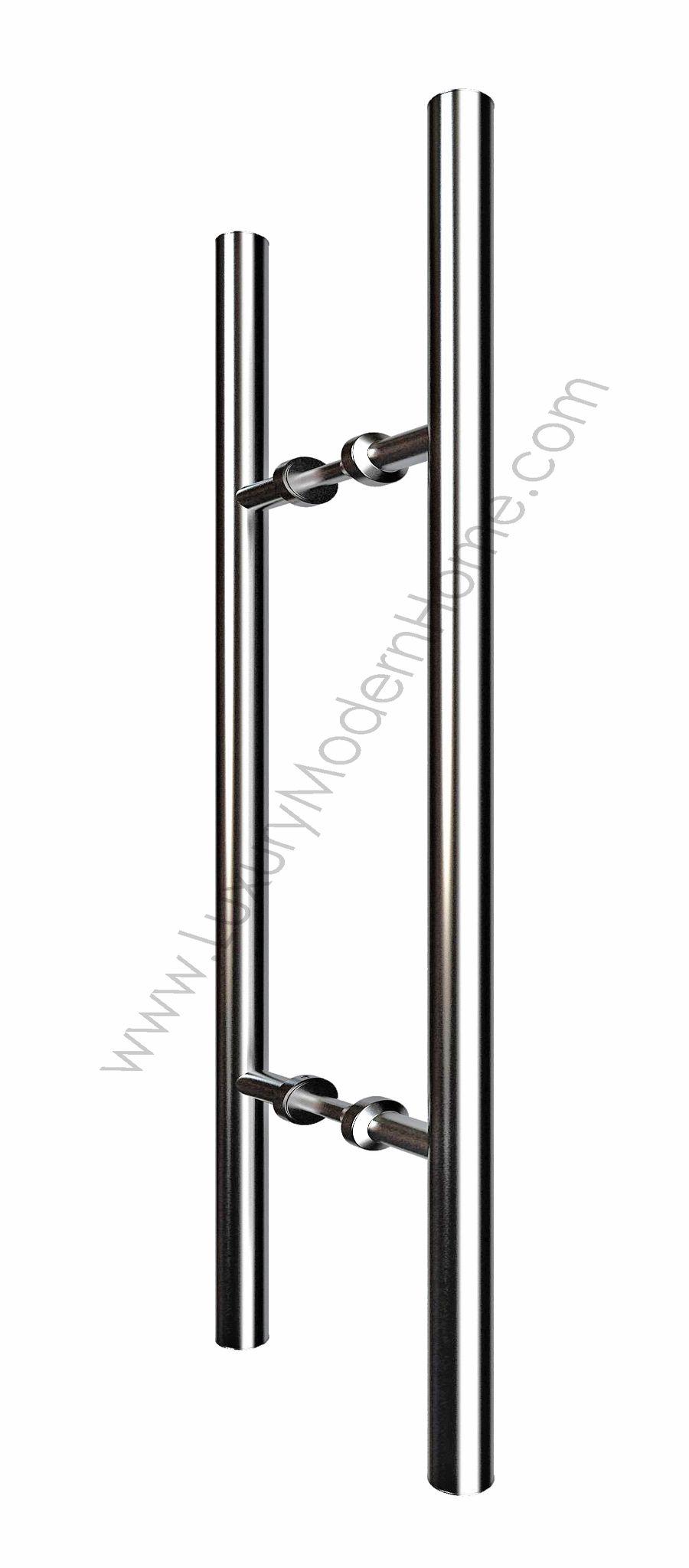 30 Ladder Style Pull Handle Woodglass Modern Door Pulls