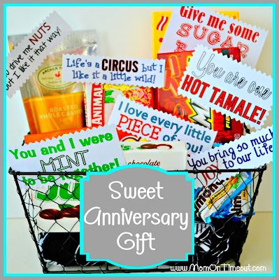 sweet anniversary gift would work as a care package gifts gifts