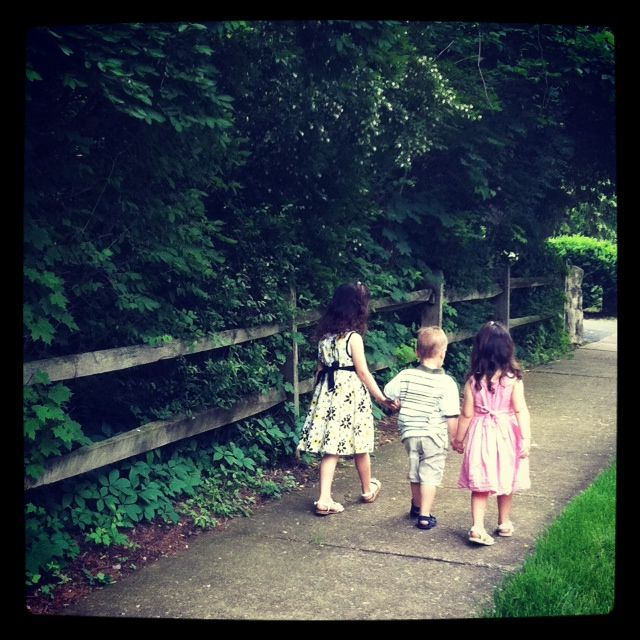 wonderful post by a wonderful mama on @Muthering Heights