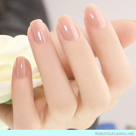23 beautiful simple classy manicure you need to know right now ...