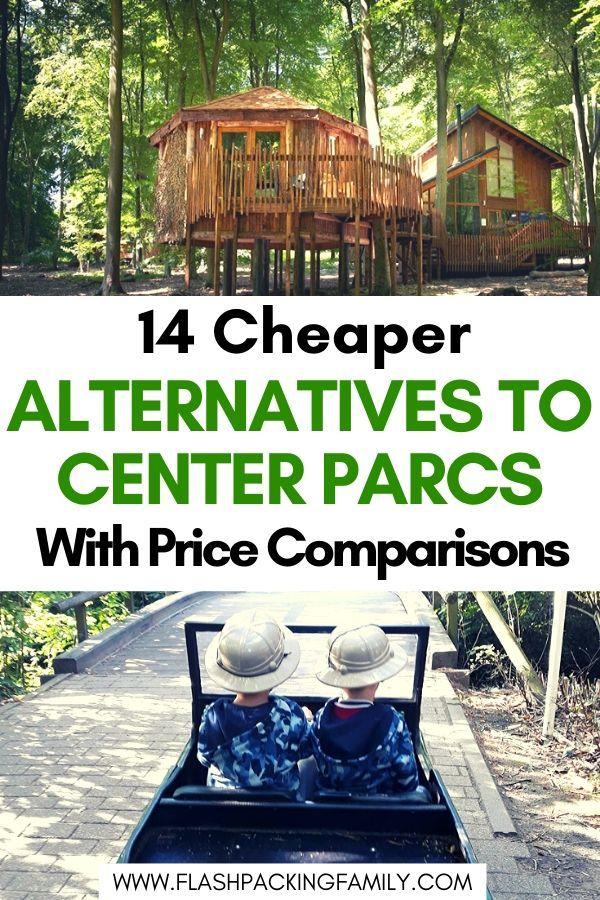 UK Center Parcs Alternatives: 14 Places Like Center Parcs