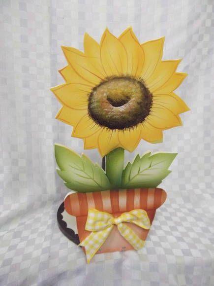 Aparador De Acrilico Transparente ~ Porta rolo toalha papel girassol Artesanatos Ingrid Carvalho 179362 Elo7 Atelie sementes