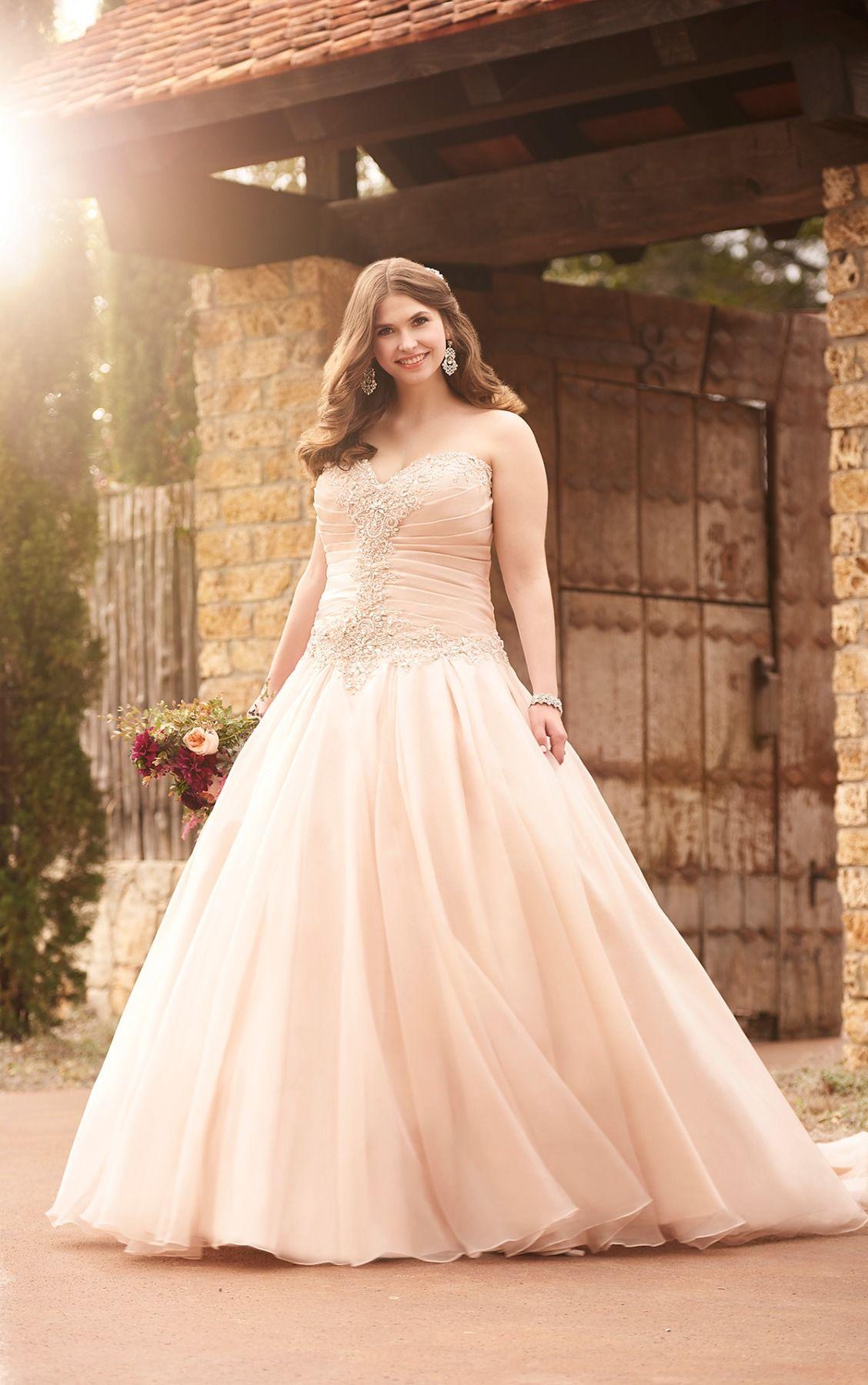 Wedding dresses for curvy brides  Wedding Gowns  Gowns Wedding dress and Princess wedding dresses