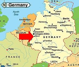 bonn germany map   Google Search | POSTER 653 | Germany, Stuttgart