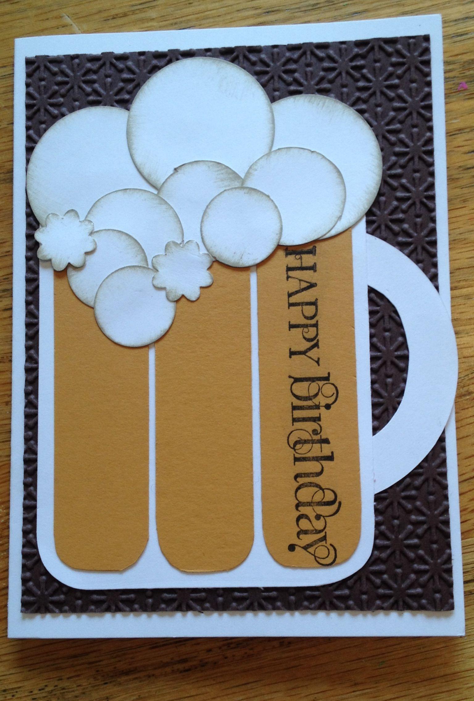 37 Great Photo Of Scrapbook Cards Ideas Templates Scrapbook Cards Ideas Templates Beer Birthd Tarjetas Scrapbooking Tarjetas De Amor Manualidades Manualidades