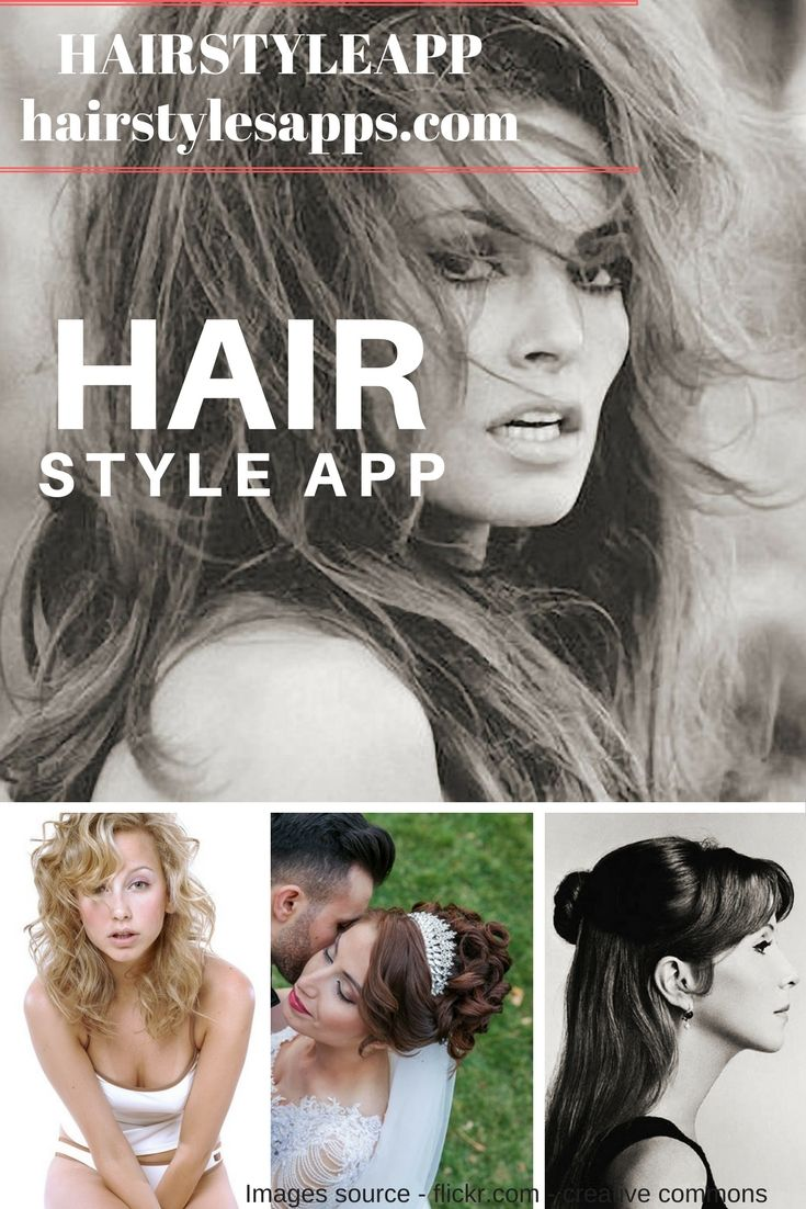 Hair Style App Get The App And Get Your Hair Stylehttphairstylesapps