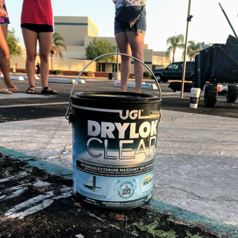 How to Paint a Senior Parking Spot – Temecula Blogger