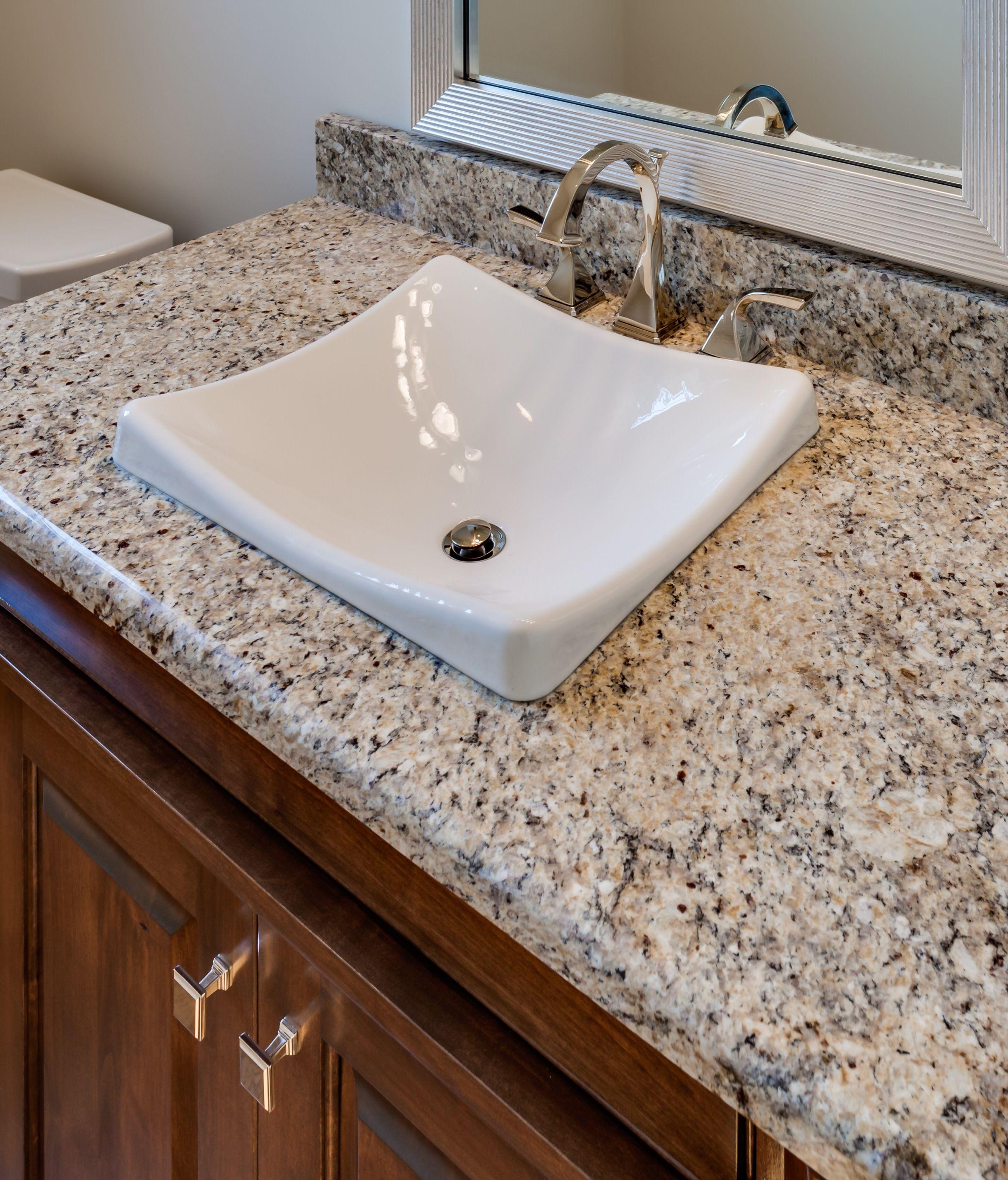 Ideas For Bathroom Renovation Bathroom Countertop Granite