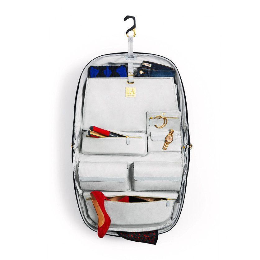 LAMOVE Mobile Closet Carry On By Max Mirani U0026 LA Closet Design | Max Mirani