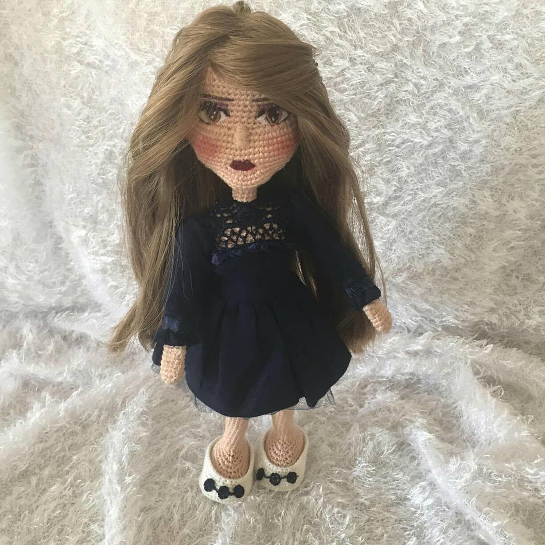 كروشيه دمية عروسة كروشيه للبيع Style Fashion Goth