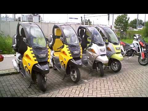 Bmw C1 125 200 Cc Scooter Youtube Bikes Pinterest