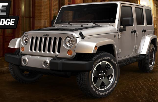 Jeep Wrangler Unlimited Altitude Silver Nothing Like Driving A