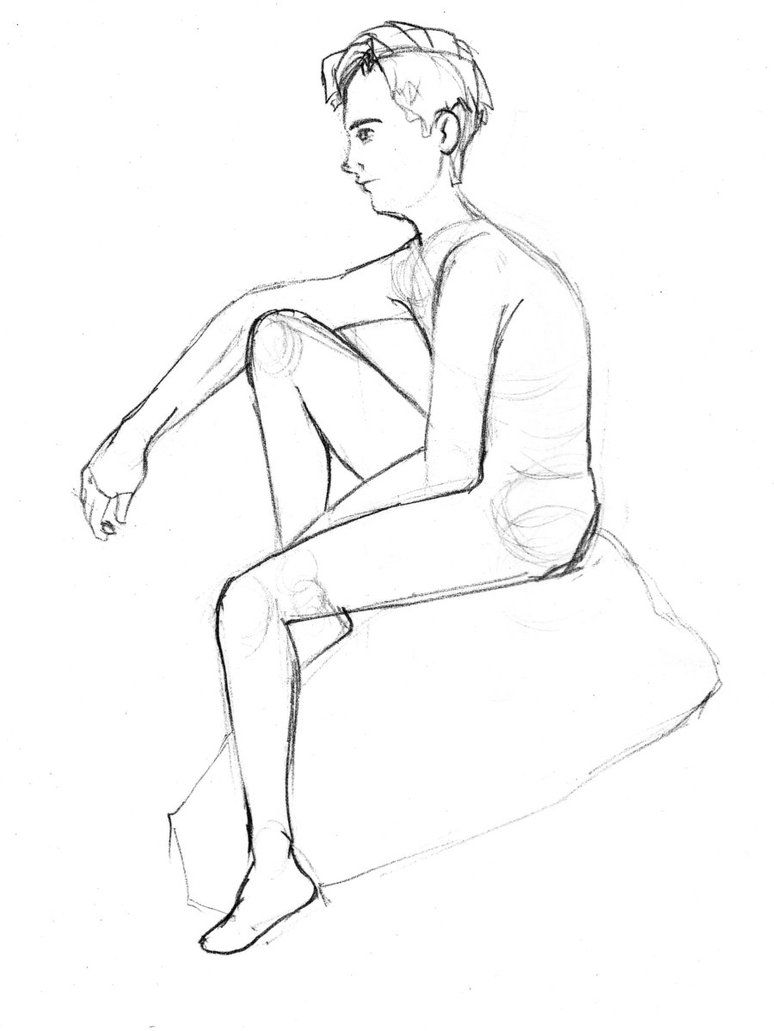 Standing On A Rock By Martineslar Jpg 774 1031 Drawings A Level Art Art