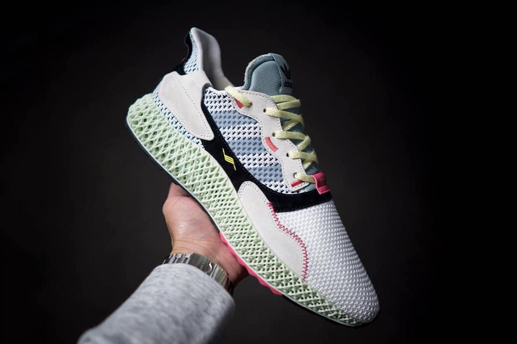 2653a3459 adidas Originals ZX 4000 4D  Rumored Release Information