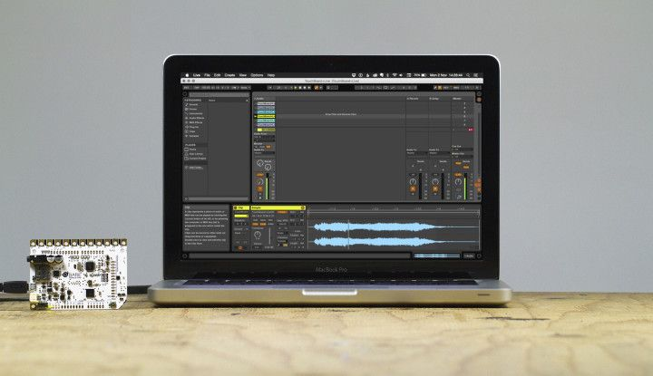Touch Board + Ableton Live | DIY Music | Ableton live, Web connect