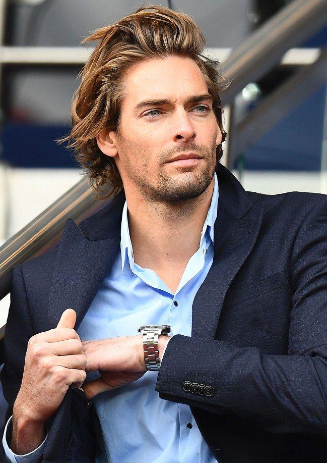 Mon amour, los franceses están en última posición//#famosos #celebrities #guapos #ellos #fotos