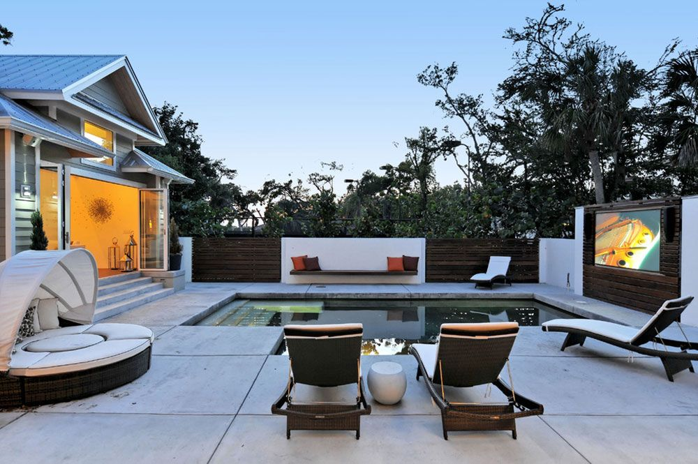 How Much Value Does A Pool Add To A Home Swimming Pool Designs Outdoor Seating Areas Pool Designs