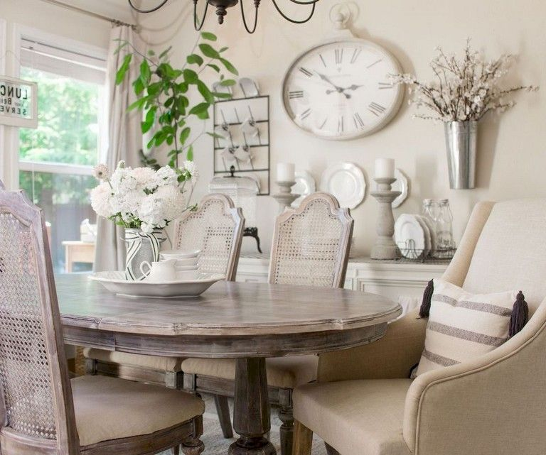 68 Awesome French Country Dining Room Table Decor Ideas French Country Dining Room French Country Dining Room Table French Country Dining Room Decor