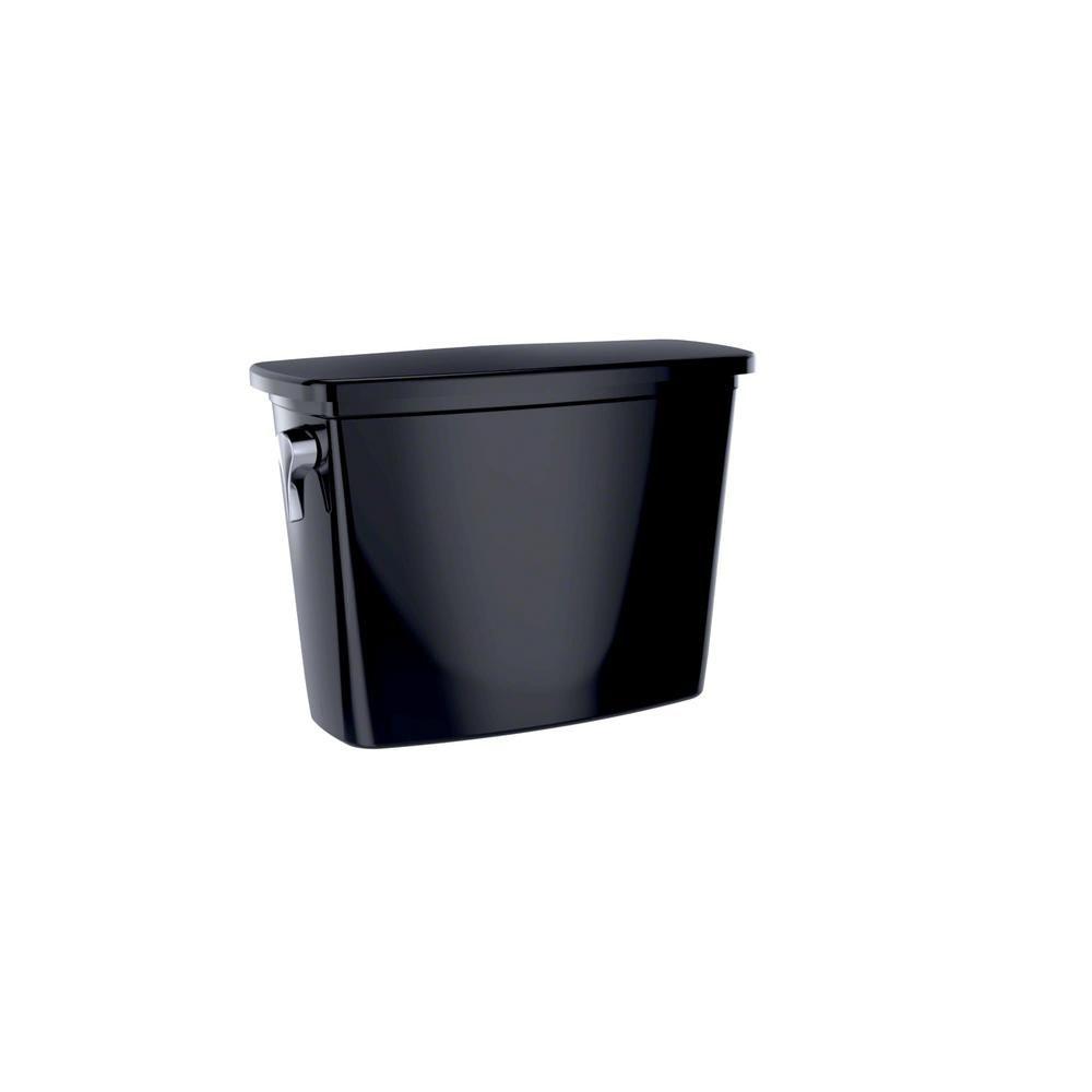 TOTO Drake 1.28 GPF Single Flush Toilet Tank Only in Cotton White ...