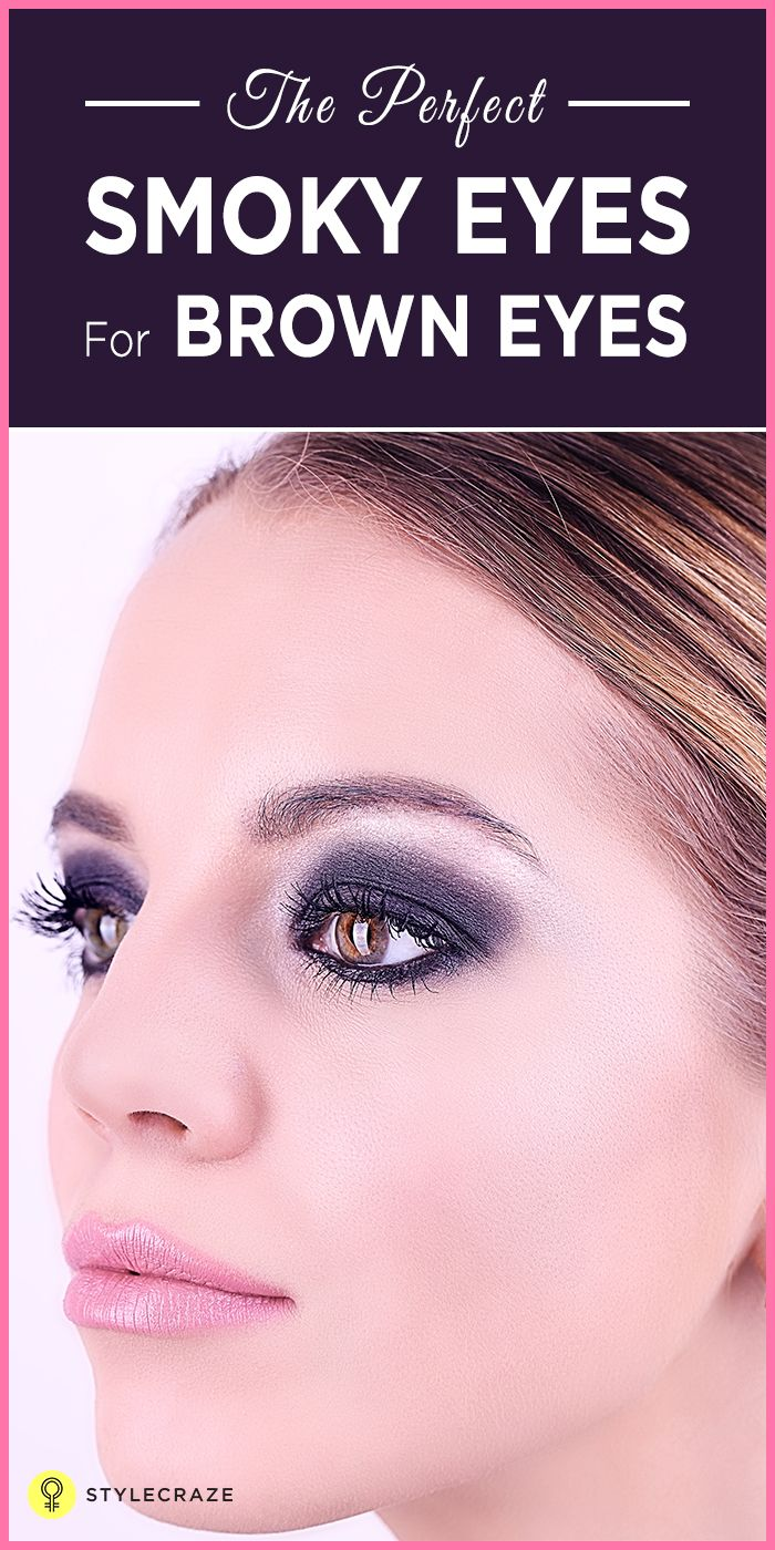 How To Do Smokey Eye Makeup? Top 10 Tutorial Pictures