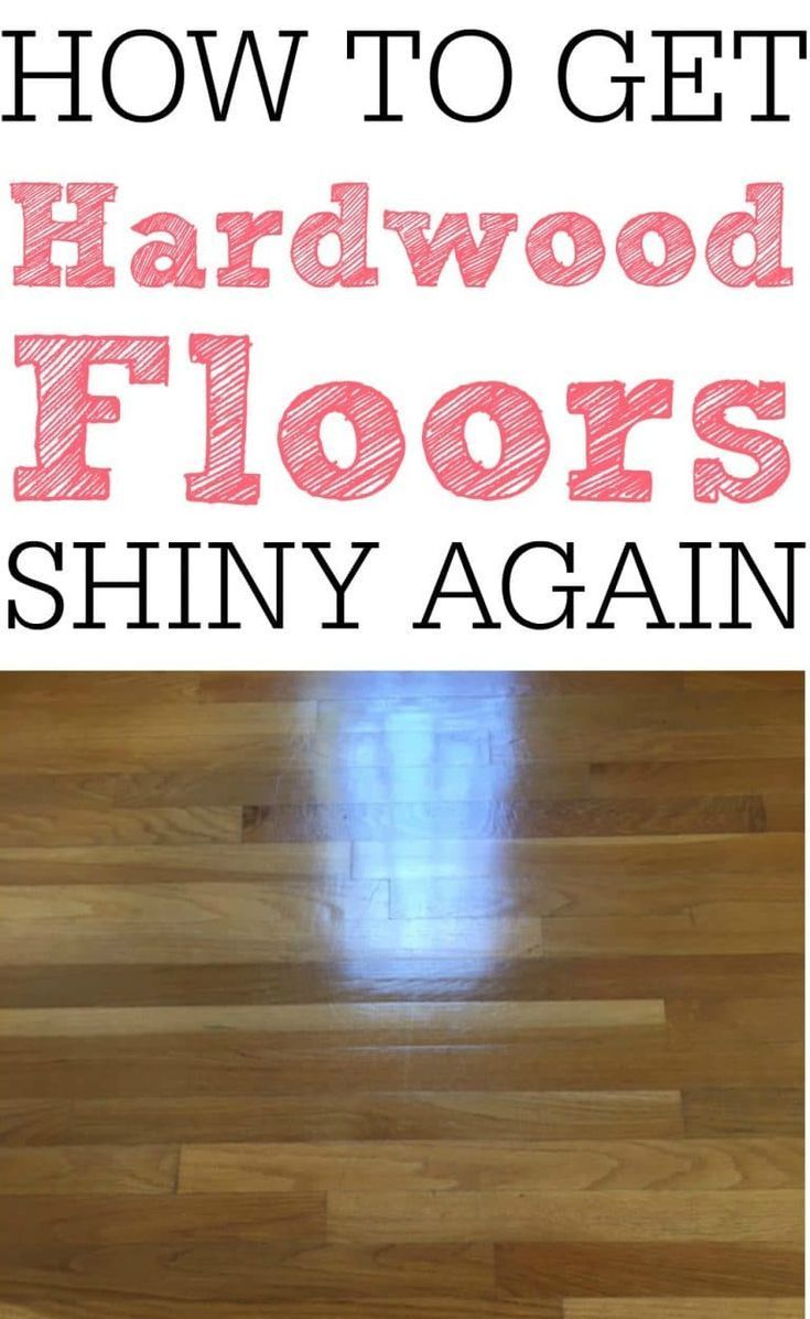 Wood Floor Shine Wax 2021