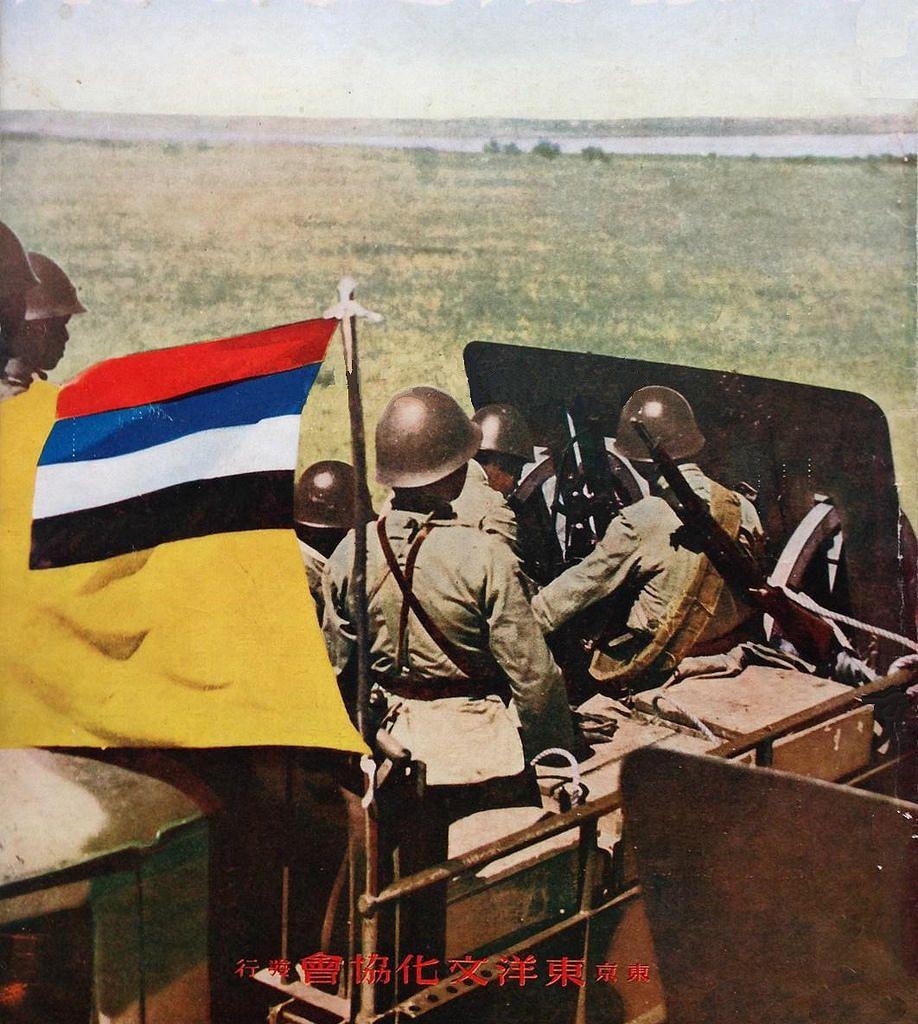 Manchukuo Army in Khalkhin Gol | Hoi4 | Army, Imperial army
