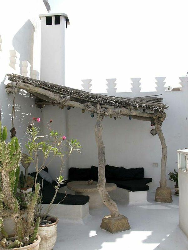 überdachung Aus Holz Attraktives Design äste | Garten | Pinterest ... Holzideen Leben Mit Holz