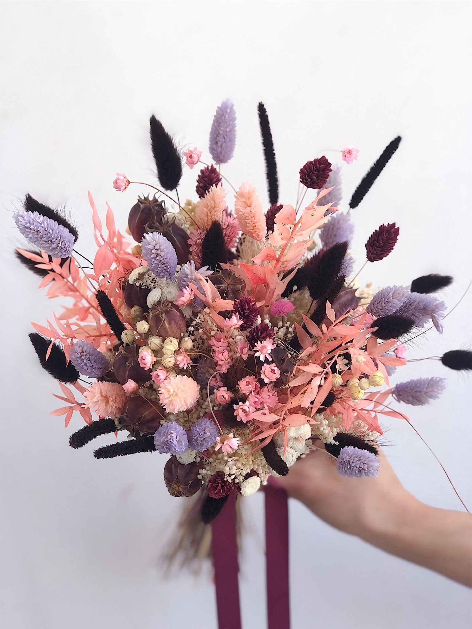 Pride For The Dried Flowers Dried Flower Bouquet Dried Flower Arrangements Dried Flowers