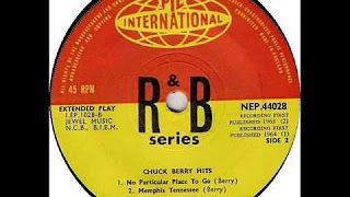 Chuck Berry Memphis Tennessee 1959 Youtube Chuck Berry