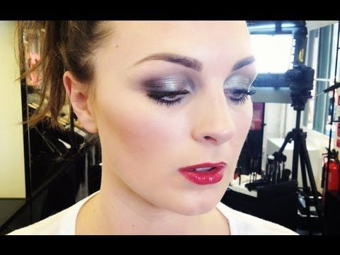 Chanel 70s Shimmer Make Up Look Youtube With Images 70s