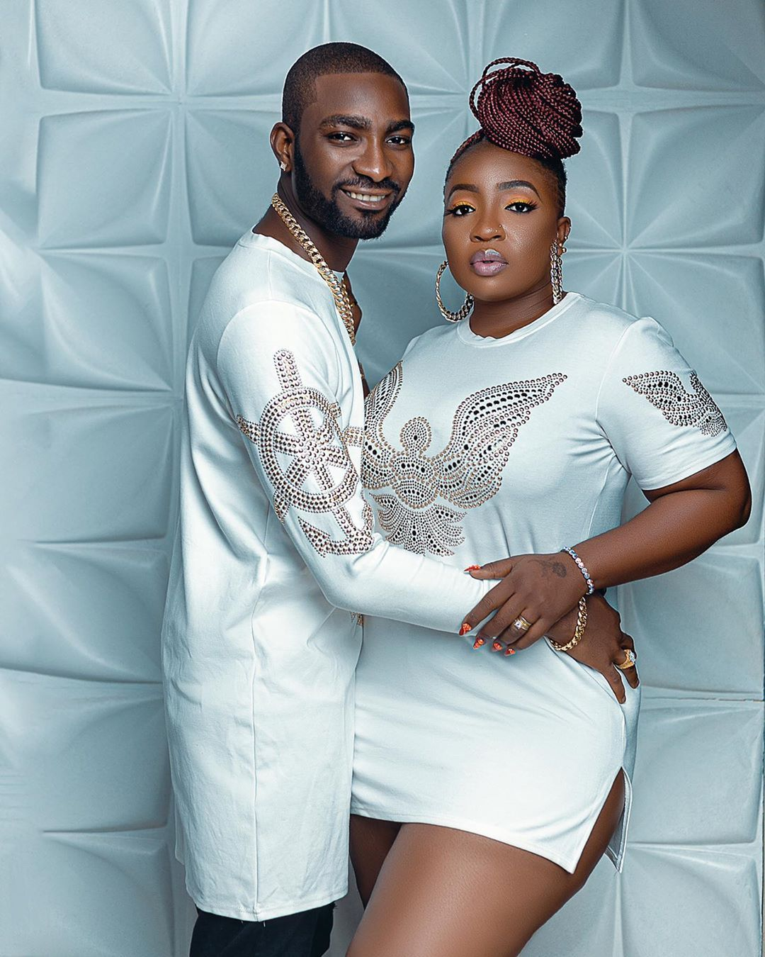 3 years of filing my tank – Anita Joseph to her husband as they celebrate 3  years of friendship | Actresses, Celebrities, Top celebrities