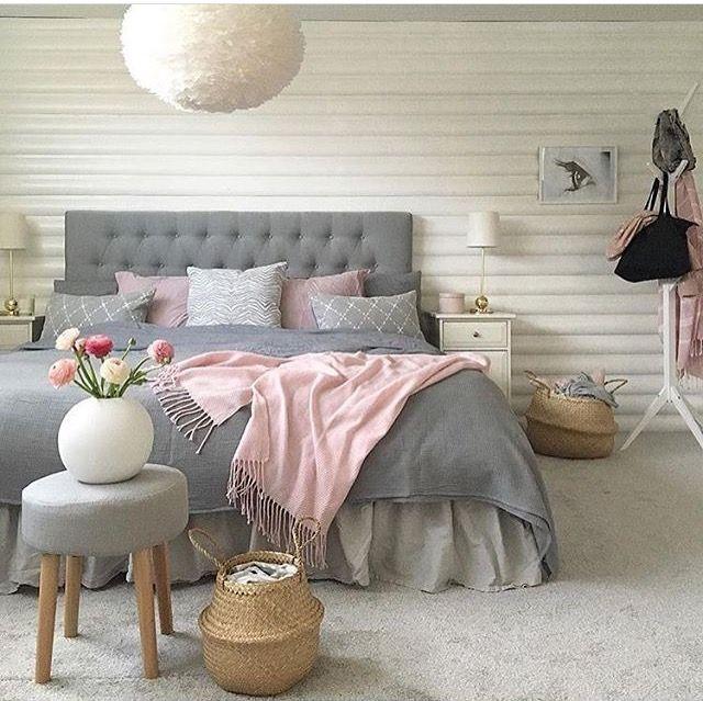 Pin de Katia M Kojima en Decoração Pinterest Dormitorio - decoracion recamara vintage