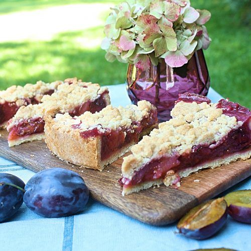 Pflaumenkuchen mit Streusel - Friedas Kitchen on my mind