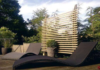 jardin terrasse panneaux brise vue pour se cacher des voisins panneau brise vue voisin et. Black Bedroom Furniture Sets. Home Design Ideas