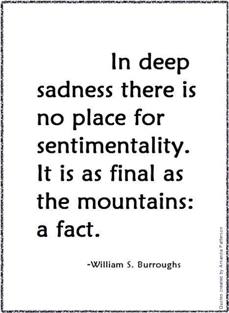 Quotable -William S. Burroughs