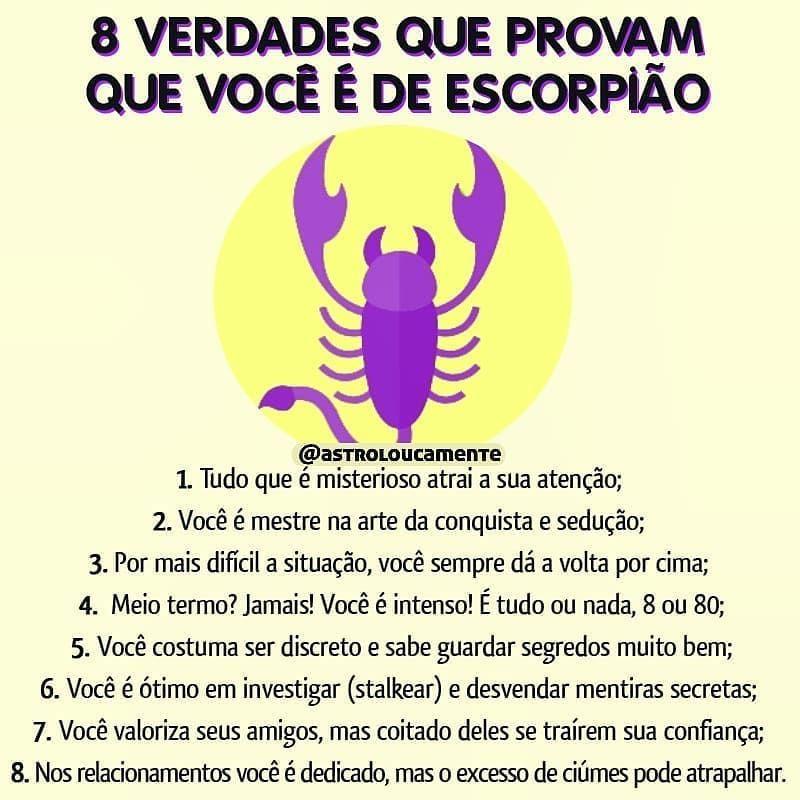 repost astroloucamente 8 verdades que provam que você é de