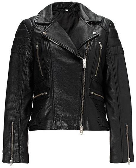 Win! Een Whistles biker jacket t.w.v. €400