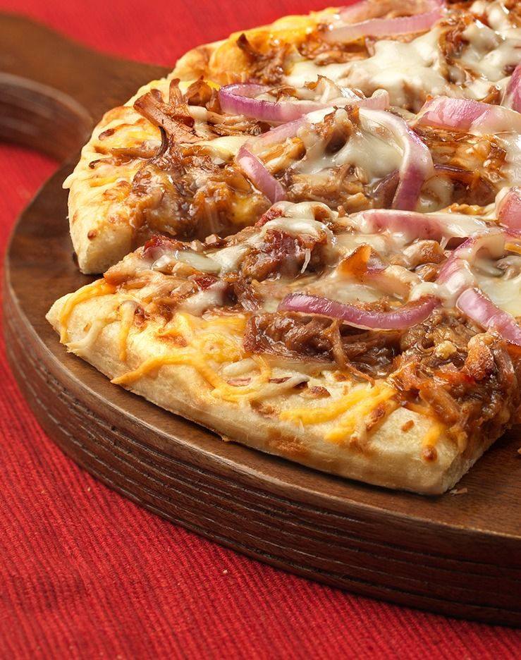 Apple Bourbon Pulled Pork Pizza Recipe Pulled Pork Pizza Recipe Pulled Pork Pizza Recipes